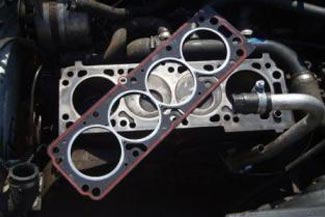Warped Cylinder Head